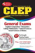 CLEP General Exams 0 9780878912759 0878912754