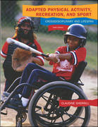Adapted Physical Activity, Recreation and Sport with Powerweb Bind-in Passcard 6th edition 9780072878615 0072878614