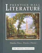Prentice Hall Literature Timeless Voices Timeless Themes 1st Edition 9780130547934 013054793X