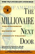 The Millionaire Next Door 1st Edition 9780671015206 0671015206