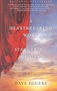 A Heartbreaking Work of Staggering Genius 1st Edition 9780375725784 0375725784