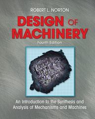Design of Machinery with Student Resource DVD 4th edition 9780073290980 007329098X
