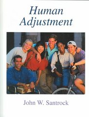 Human Adjustment 1st edition 9780072990591 0072990597