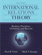International Relations Theory 3rd edition 9780205292530 0205292534