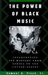 The Power of Black Music 0 9780195109757 0195109759