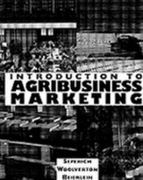 Introduction To Agribusiness Marketing 1st edition 9780134863825 0134863828