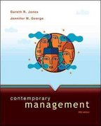 Contemporary Management 5th edition 9780073530222 0073530220