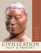 Civilization Past and Present 11th edition 9780321236272 0321236270