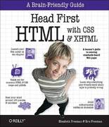Head First HTML with CSS and XHTML 0 9780596101978 059610197X