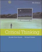Critical Thinking 8th Edition 9780073126258 007312625X
