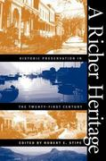 A Richer Heritage 1st Edition 9780807854518 0807854514