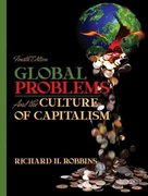 Global Problems and the Culture of Capitalism 4th edition 9780205524877 0205524877