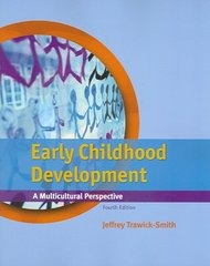Early Childhood Development 4th Edition 9780131198050 013119805X