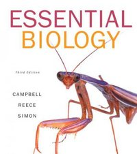 Essential Biology 3rd edition 9780805368420 0805368426
