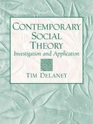 Contemporary Social Theory 1st edition 9780131837560 0131837567