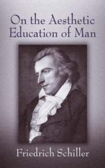 On the Aesthetic Education of Man 1st Edition 9780486437392 0486437396