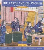 Earth and Its Peoples, Volume 2, Second Edition 2nd edition 9780618000784 061800078X