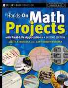 Hands-On Math Projects With Real-Life Applications 2nd edition 9780787981792 0787981796