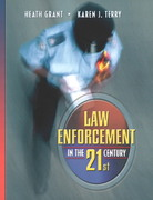 Law Enforcement in the 21st Century 0 9780205336333 0205336337