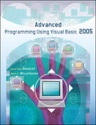 Advanced Programming Using Visual Basic 2005 w/ 180-day software and Student CD ROM 3rd edition 9780073304441 0073304441
