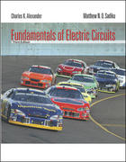 Fundamentals of Electric Circuits 3rd edition 9780073301150 0073301159