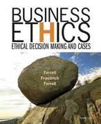 Business Ethics 7th Edition 9780618749348 0618749349