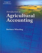 Introduction to Agricultural Accounting 1st Edition 9781418038342 1418038342