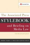 Associated Press Stylebook And Briefing On Media Law 2002 Edition 8th Edition 9780738207407 0738207403