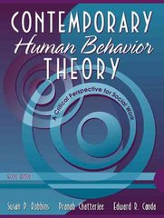 Contemporary Human Behavior Theory 2nd edition 9780205408160 0205408168