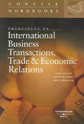 Principles of International Business Transactions, Trade and Economic Relations 0 9780314154156 0314154159
