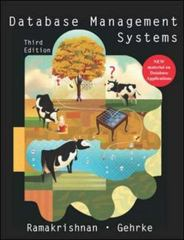 Database Management Systems 3rd edition 9780072465631 0072465638