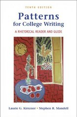 Patterns for College Writing 10th edition 9780312445867 0312445865