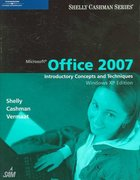 Microsoft Office 2007 1st edition 9781418843274 141884327X