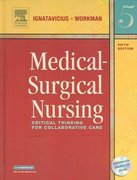 Medical-Surgical Nursing 5th edition 9780721604466 0721604463