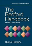 The Bedford Handbook 7th edition 9780312419325 0312419325