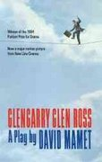 Glengarry Glen Ross 1st Edition 9780802130914 0802130917