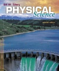 Physical Science 7th edition 9780073256474 0073256471