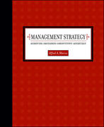 Management Strategy 1st edition 9780072951875 0072951877