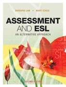 Assessment and ESL 2nd edition 9781553790938 1553790936