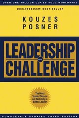 The Leadership Challenge 3rd Edition 9780787968335 0787968331