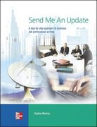 Send Me an Update - Student Book 1st edition 9780073533773 0073533777