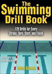 The Swimming Drill Book 1st Edition 9780736062510 0736062513