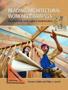 Reading Architectural Working Drawings: Residential and Light Construction, Volume 6th Edition 9780131114685 0131114689