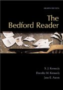 The Bedford Reader 8th Edition 9780312395001 0312395000