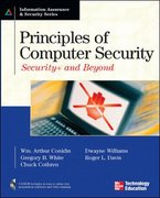 Principles of Computer Security: Security+ and Beyond 1st edition 9780072255096 0072255099