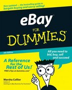 eBay For Dummies 5th edition 9780470045299 0470045299
