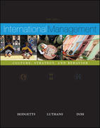 International Management 6th edition 9780073135854 0073135852