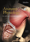 Anatomy and Physiology 4th Edition 9780073316086 0073316083