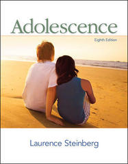 Adolescence 8th Edition 9780073405483 0073405485