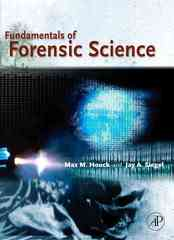 Fundamentals of Forensic Science 1st edition 9780123567628 0123567629